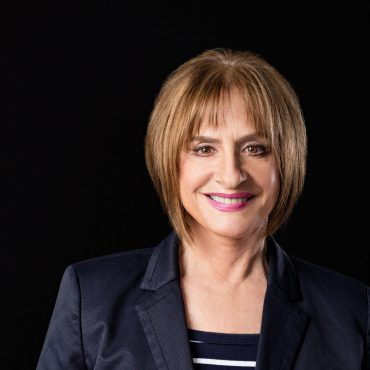 Patti Lupone, American actress and singer, shot at the Lincoln Center Theatre, on July 16th 2015. CREDIT:Axel Dupeux for The Wall Street Journal Slug: Weekend Confidential - Patti Lupone